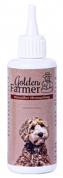 Golden Farmer Microsilber Ohrenspülung 100ml