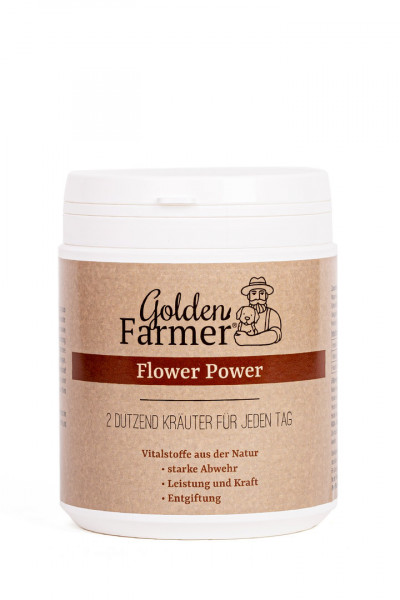 Flower Power - 2 Dutzend Kräuter für jeden Tag 300g