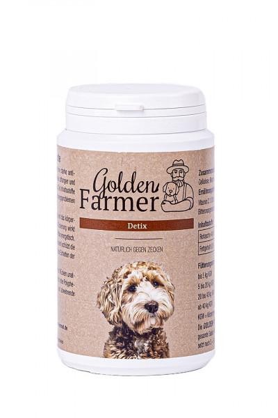 Golden Farmer Detix - natürlich gegen Zecken 180g