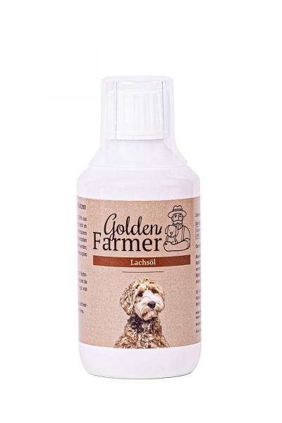 Golden Farmer Lachsöl 250ml